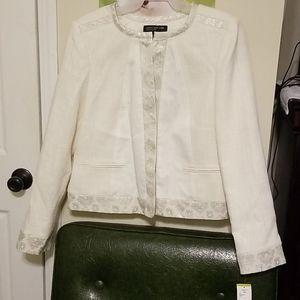 Jones New York jacket NWT